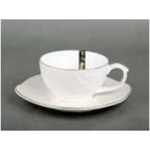 СК Пара чайная чашка 240мл, блюдце диам.16см. кера