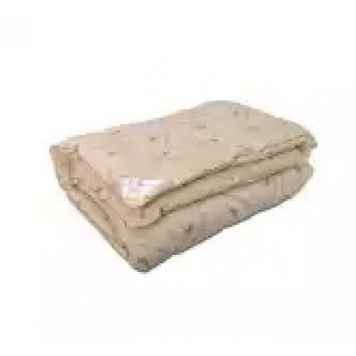 Одеяло ПРЕМИУМ Овечья шерсть 1,5сп.450г/м2 в тике/