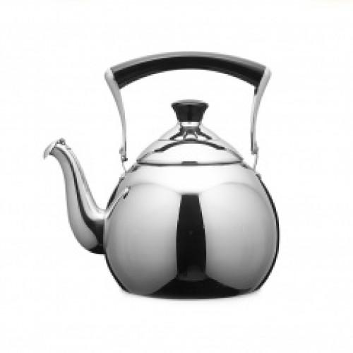 Чайник Д\кипячения воды JASMINE PEARL 1л нерж.