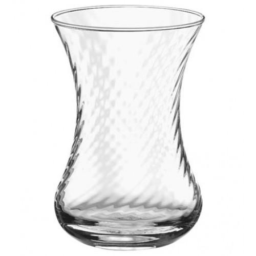 Набор стаканов для чая 6шт 125мл стекло в упаковке