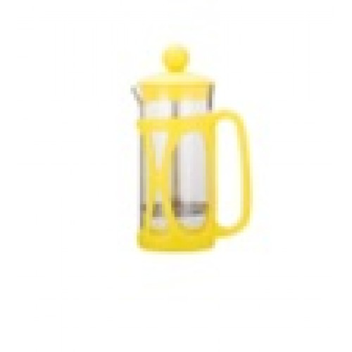 PM-350CT Френч-пресс МАФФИН 350мл цвет желтый,плас