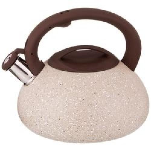 Чайник со свистком 3л индукция