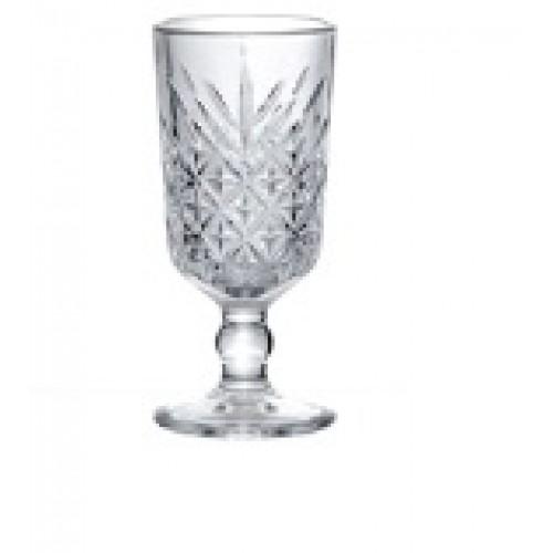 ТАЙМЛЕСС Набор стаканов 4шт*60мл стекло