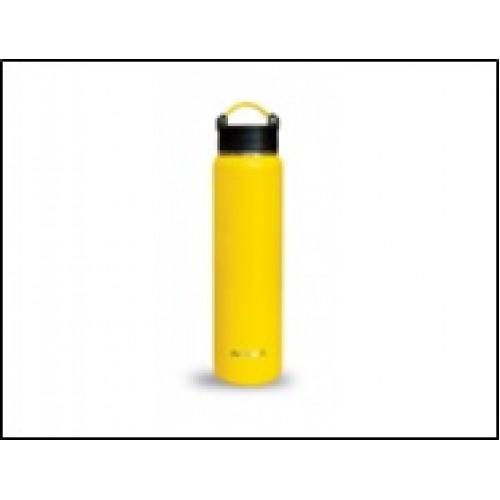708-700 Термос питьевой 700мл желтый в упаковке