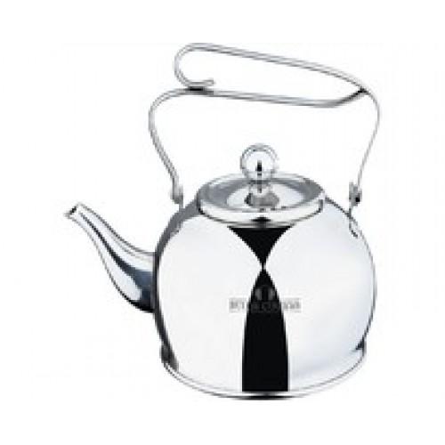 Чайник заварочный с ситечком 1,0л нжс , в упаковке