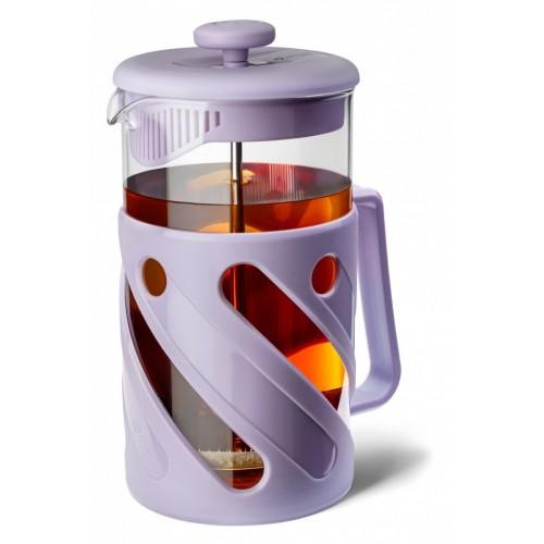 SRM-600 Чайник поршневой 600мл в упаковке